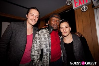 genc jakupi in Jimmy Cliff at Miss Lily's