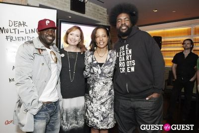 black thought in Philadelphia Tourism and The Roots Coctail Party