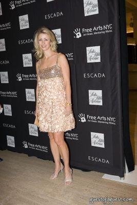 blair hussein in Escada Event at Saks Fifth Avenue