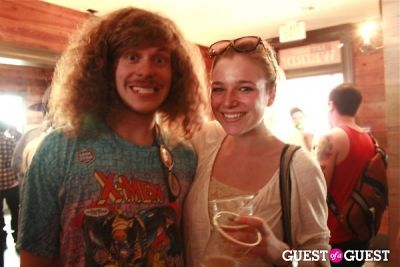 blake anderson in Comedy Central's SXSW Workaholics Party