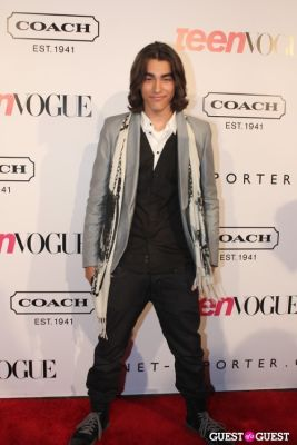 blake michael in 9th Annual Teen Vogue 'Young Hollywood' Party Sponsored by Coach (At Paramount Studios New York City Street Back Lot)