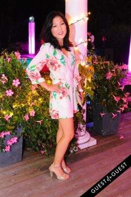 bo kim in Ivy Connect Presents: Hamptons Summer Soiree to benefit Building Blocks for Change presented by Cadillac