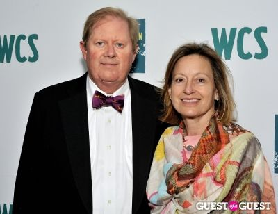 terry lindsay in Wildlife Conservation Society Gala 2013
