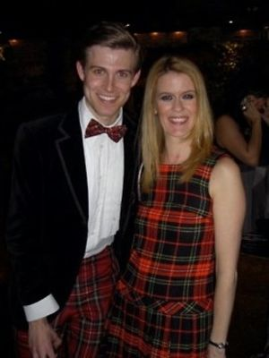 alex mccord in Dressed to Kilt