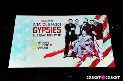 steven cantor-andrew-kriss in National Geographic- American Gypsies World Premiere Screening