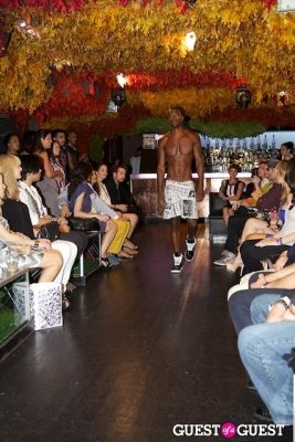 edixon valdez in Greenhouse Fashion Show and Party