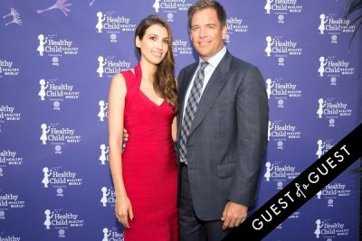 michael weatherly in Healthy Child Healthy World 23rd Annual Gala Red Carpet