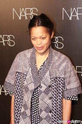 bonnie morrison in NARS Cosmetics Launch