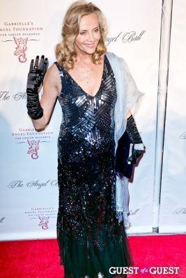 bonnie pfeifer-evans in Gabrielle's Angel Foundation Hosts Angel Ball 2012