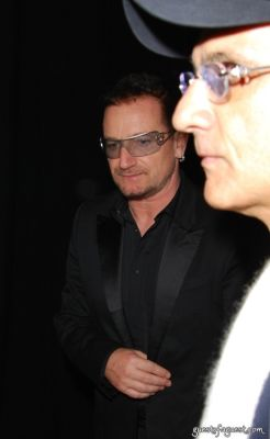 bono in Diddy 40th Birthday