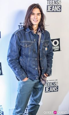 boo boo-stewart in 6th Annual 'Teens for Jeans' Star Studded Event