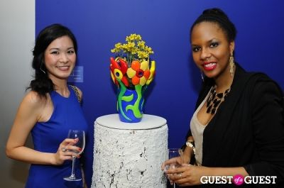 boran choi in IvyConnect NYC Presents Sotheby's Gallery Reception