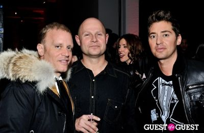 charlie wilkinson in GUESS Road to Nashville Fall 2014 Collection party
