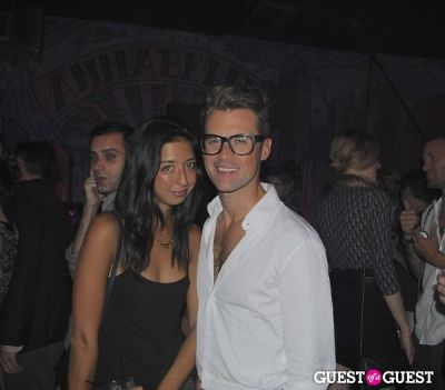 brad goreski in Chez Andre Opening And Jason Wu After Party #NYFW