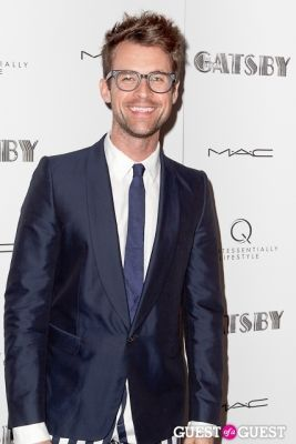 brad goreski in A Private Screening of THE GREAT GATSBY hosted by Quintessentially Lifestyle