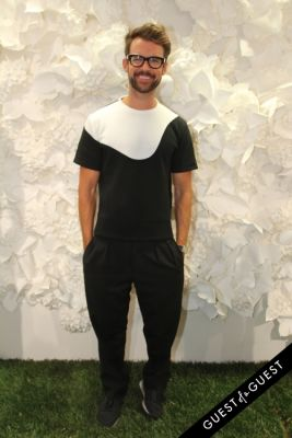 brad goreski in NYFW Style From the Tents: Street Style Day 2