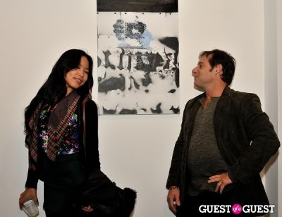 brad king in COLOR or COLOUR Exhibition Opening