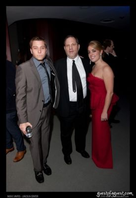 harvey weinstein in Music Unites and Young Patrons of Lincoln Center Honor Mark Ronson