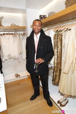bradley feemster in Calypso St Barth Holiday Shopping Event With Mathias Kiwanuka