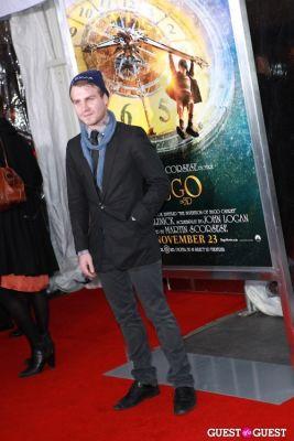 brady corbet in Martin Scorcese Premiere of