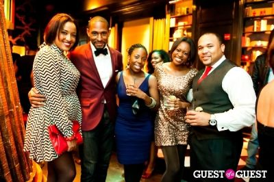 brandon andrews in Hot 100 Party @ Capitale