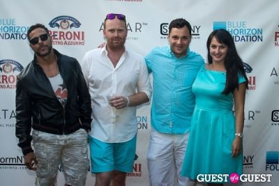 brandon apollo in Blue Horizon Foundation Polo Hospitality Tent Event