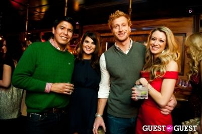brandon ashley in Hot 100 Party @ Capitale