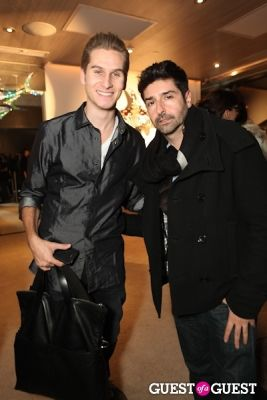 brandon cohen in Opening Party of Kevin McHugh Exhibition at THE OUT NYC