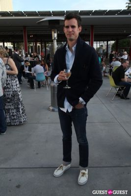 brandon dismuke in Eater 2013 Young Guns at LACMA