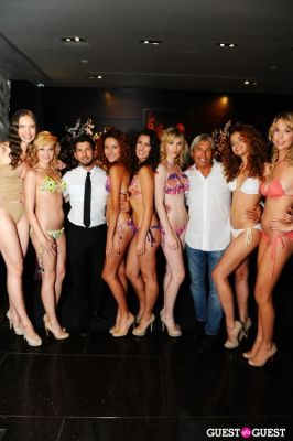 hank freid in The Sanctuary Hotel Presents The AVE Swimwear White Party