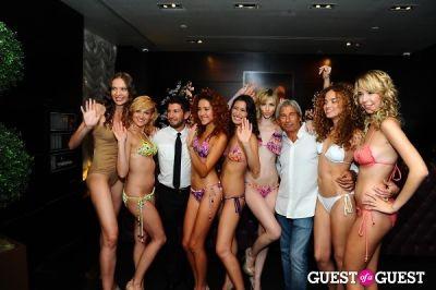 brandon freid in The Sanctuary Hotel Presents The AVE Swimwear White Party