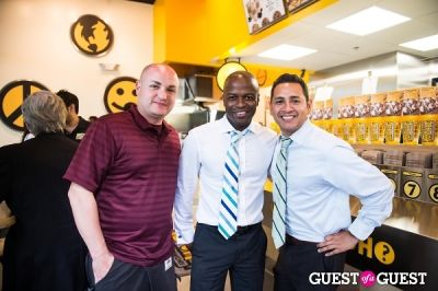 kendis gibson in Which Wich Store Opening