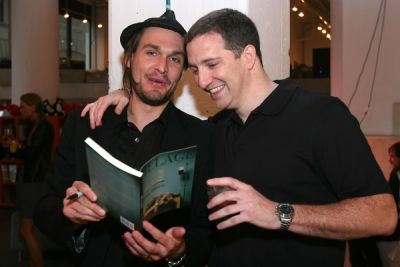 losers in PILLAGE by Brantly Martin Book Launch