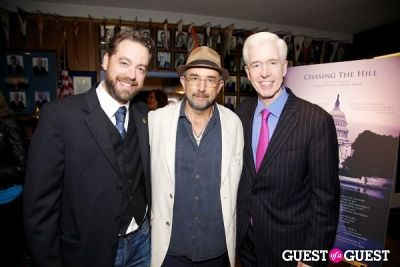 richard schiff in 'Chasing The Hill' Reception Hosted by Gov. Gray Davis and Richard Schiff