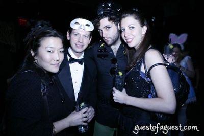 brett coady in Lydia Hearst's Masquerade Party