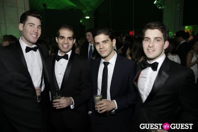 blake toline in The Hark Society's 2nd Annual Emerald Tie Gala