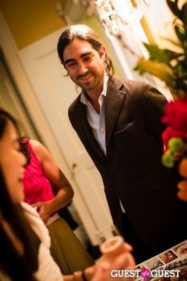 brian collesano in NYJL's 6th Annual Bags and Bubbles