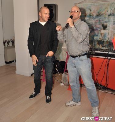 michael l.-royce in NYFA Artists Community Party