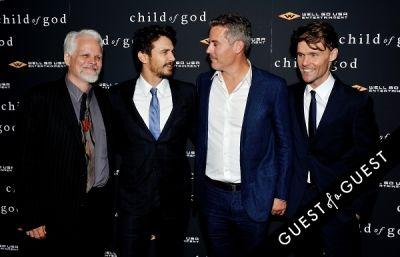 james franco in Child of God Premiere