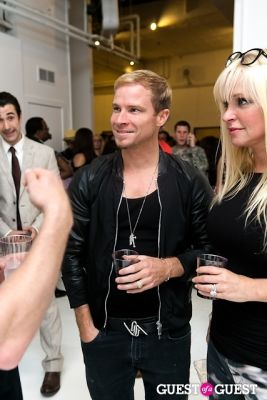 leighanne wallace in Tyler Shields and The Backstreet Boys present In A World Like This Opening Exhibition