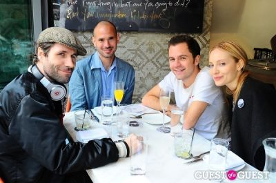 lachlan cartwright in Lost and Found BRUNCH at CO-OP