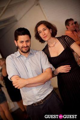 brian reyes in Junior Society of Ballet Hispanico Champagne Reception