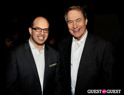 charlie rose in Brian Stelter