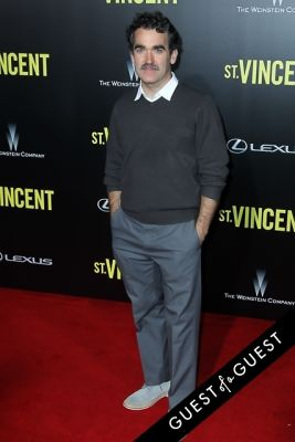 brian d-arcy-james in St. Vincents Premiere