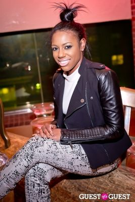 brianna wise in Jae Joseph Bday Party hosted by the Henery at Hudson Hotel