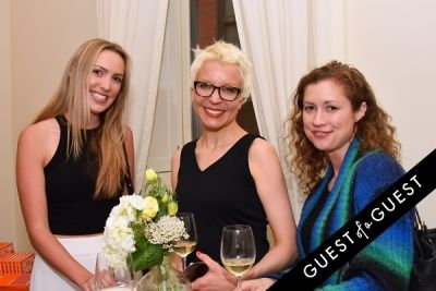 bridget goucher in The Book Launch Event For