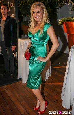 bridget marquardt in Fergie Celebrates The Troops With Cell Phones For Soldiers and Voli Light Vodkas