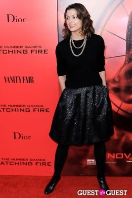 bridget moynahan in The Hunger Games: Catching Fire