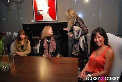 brigitt roman in Fendi Casa Luxury Living & Elle Decor Honor Andy Warhol