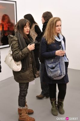 britt blake in Bowry Lane group exhibition opening at Charles Bank Gallery